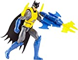 DC Justice League Action Wing Tech Batman Figure with Accessory, 12""