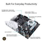 Asus Prime X570-Pro AM4 Zen 3 Ryzen 5000 & 3rd Gen Ryzen ATX Motherboard with PCIe Gen4, Dual M.2 HDMI, SATA 6GB/s USB 3…