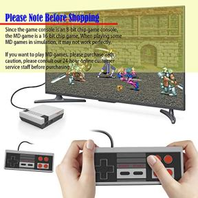 Gorani-NES-Classic-Edition-Games-Emulator-Play-TV-Controller-Retro-Video-Gaming-Console-Anniversary-1000-Classic-Games-System-Support-Download-Archive