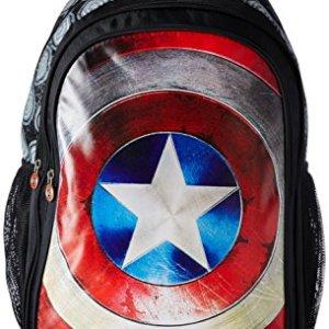 Captain America Nylon Backpack