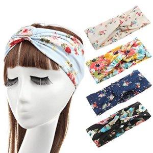 Lanzom Womens Wide Brim Straw Hat Floppy Foldable Roll up Cap Beach Sun Hat UPF 50+