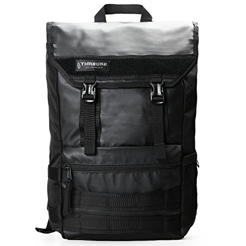 Timuk2 Rogue Laptop Backpack, OS, Black