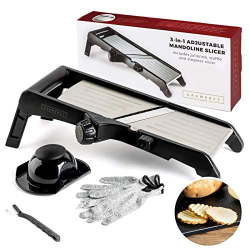Stainless Steel Mandoline Food Slicer