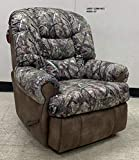 1407-96-87 Lane Stallion Big Man Comfort King Wallsaver Recliner.This is A Fabric Recliner. Extend Length 79' Rated for Up to 500 Lbs. Seat Width 25' Free Curbside Delivery.