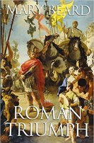 Ancient rome book by Mary beard