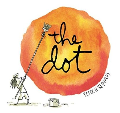 Amazon.com: The Dot (9780763619619): Peter H Reynolds: Books