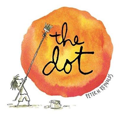 Amazon.com: The Dot (9780763619619): Peter H Reynolds: Books