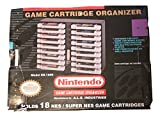 Nintendo | Super Nintendo Game Cartridge Oraganizer