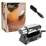 Oster Professional 103 Stim-U-Lax Massager w/Classic Barber Blade Brush