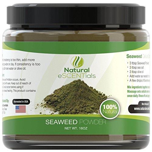 Seaweed Powder – 100% Organic Kelp Powder