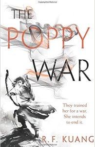 Poppy-war Kuang Cover