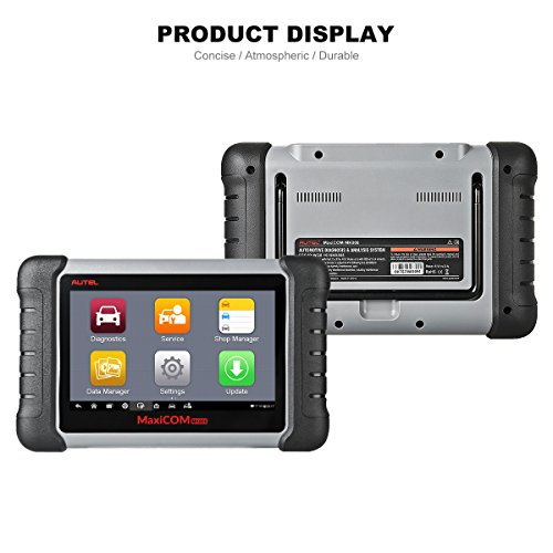 All System Diagnosis and Service Functions Scan Tool