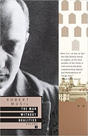 Image result for the man without qualities amazon