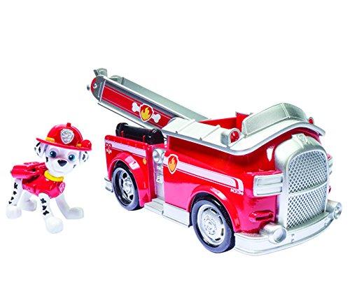 Paw Patrol Marshall's Fire Fightin' Truck/Rescue Marshall