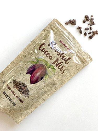Trader Joe's Roasted Cocoa Nibs 4 OZ (pack of 1)