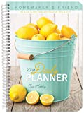 2018 Daily Planner: Homemaker's Friend Daily Planner