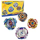 Bey Battle Burst Evolution Blade High Performance Battling Top Set with Stadium Battle Set and 4D Launcher Grip Gyro Burst Evolution Attack Pack Arena