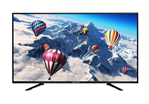 Sceptre U550CV-UMR 55-Inch 4K Ultra HD MEMC 120 LED UTV 3840 x 2160 – Black