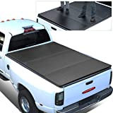 Hard Solid Tri-Fold Tonneau Cover For 15-19 Chevy Colorado/GMC Canyon 5 Ft Short Bed Fleetside Truck