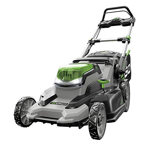 EGO Power+ 20-Inch 56-Volt Lithium-ion Cordless Lawn Mower - 5.0Ah Battery and Charger Kit