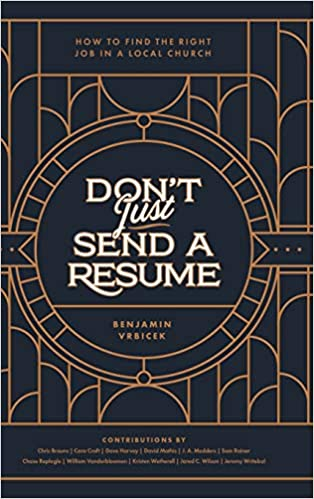Don't Just Send a Resume Book Cover
