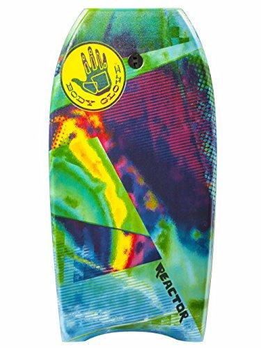 Body Glove 16511 Reactor Body Board, Green, 37'