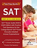 SAT Prep 2019 & 2020 Book: SAT Study Guide 2019 & 2020 Edition with Practice Test Questions for the College Board SAT Exam [Includes Detailed Answer Explanations]
