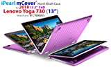 mCover Hard Shell Case for New 2018 13.3' Lenovo Yoga 730 (13) Laptop (NOT Compatible with Yoga 710/720 / 910/920 Series) (Yoga 730 Purple)