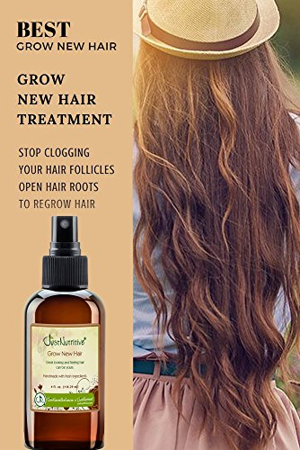 Grow New Hair Treatment   The Best Way to Encourage Hair to Grow Faster Longer and Fuller with Less Breakage 7