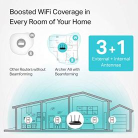 TP-Link-AC1900-Smart-WiFi-Router-High-Speed-MU-MIMO-Router-Dual-Band-Gigabit-VPN-Server-Beamforming-Smart-Connect-Works-with-Alexa-Archer-A9-Black