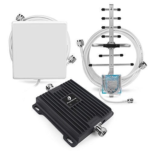 Phonetone Cell Phone Signal Booster for...