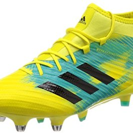 adidas Performance Predator Flare SG Rugby Boots (Men's) – Blue – 12.5US