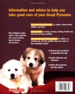 Great-Pyrenees-Complete-Pet-Owners-Manuals-Paperback--March-1-1999