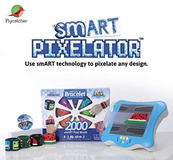 Flycatcher-Smart-Pixelator-Bracelet-Maker