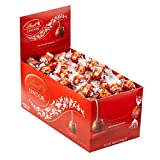 Lindt LINDOR Milk Chocolate Truffles,120 Count
