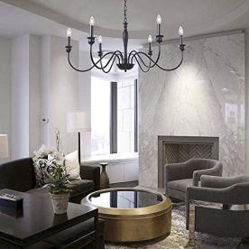 Wellmet-6-Light-Farmhouse-Chandelier-38-Inch-Rustic-Industrial-Iron-Chandeliers-Lighting-Black-for-Foyer-Living-Room-Kitchen-Island-Dining-Room-Bedroom