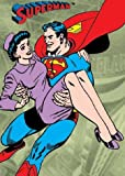 Superman Magnet Flying with Lois Lane by Ata-Boy