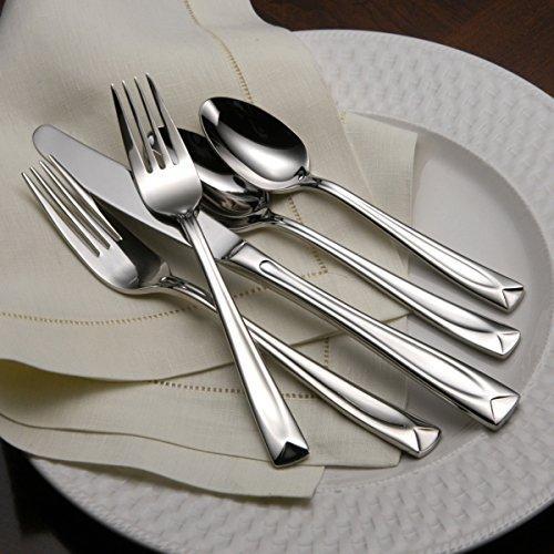 Oneida Lincoln 45-Piece Flatware Set