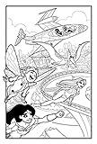 DC Super Hero Girls: A Kids Coloring Book