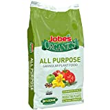 Jobe's Organics All Purpose Granular Fertilizer, 16 lb