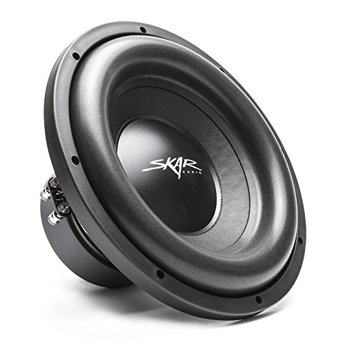 Skar Audio SDR-12 D2 12' 1200 Watt Max Power Dual 2 Ohm Car Subwoofer