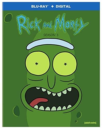 Rick and Morty: Season 3 (BD) [Blu-ray]