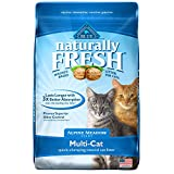 BLUE Naturally Fresh Alpine Meadow Scent Multi-Cat Quick-Clumping Cat Litter 14-lb