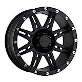 Pro Comp Alloys Series 31 Wheel with Flat Black Finish (16x8