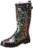 Western Chief Women's Printed Tall Rain Boot, Garden Play, 7 M US