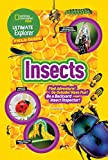 Ultimate Explorer Field Guide: Insects: Find Adventure! Go Outside! Have Fun! Be a Backyard Insect Inspector!