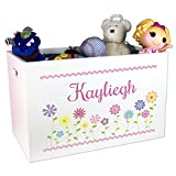 Product review for Girl's Personalized Toy Box