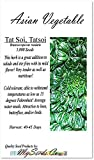 Big Pack - (5,000) Tat SOI Tatsoi Tah Tsai Spinach Seed - Chinese Vegetable - Non-GMO Seeds by MySeeds.Co (Big Pack - Tat SOI)
