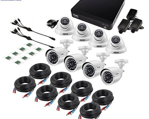 Top 10 best home surveillance security systems top for Top 10 security systems for home