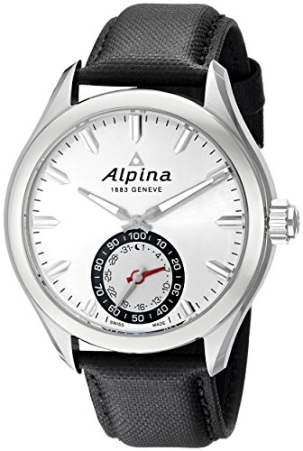 51NHLmSdjpL Alpina horological smartwatch with connected Activity and sleep tracking functionalities For ios and android. Powered by motionx. Swiss made Swiss-quartz Movement